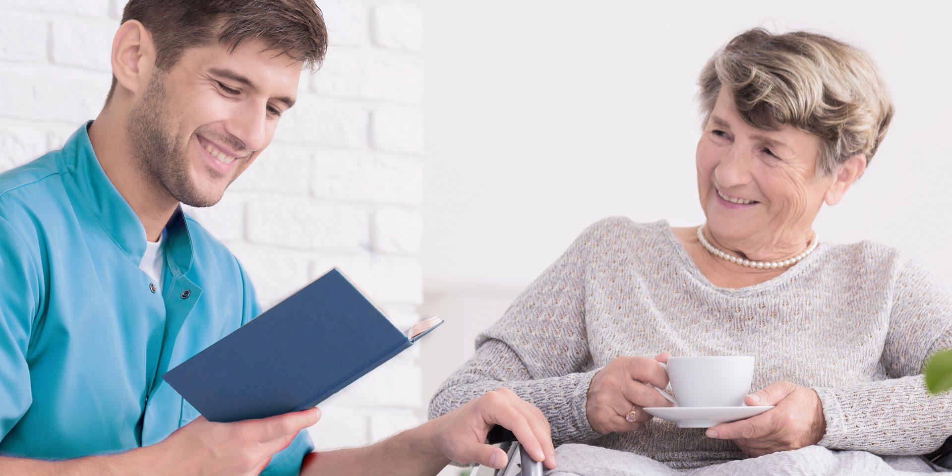 24 stunden betreuung und häusliche pflege